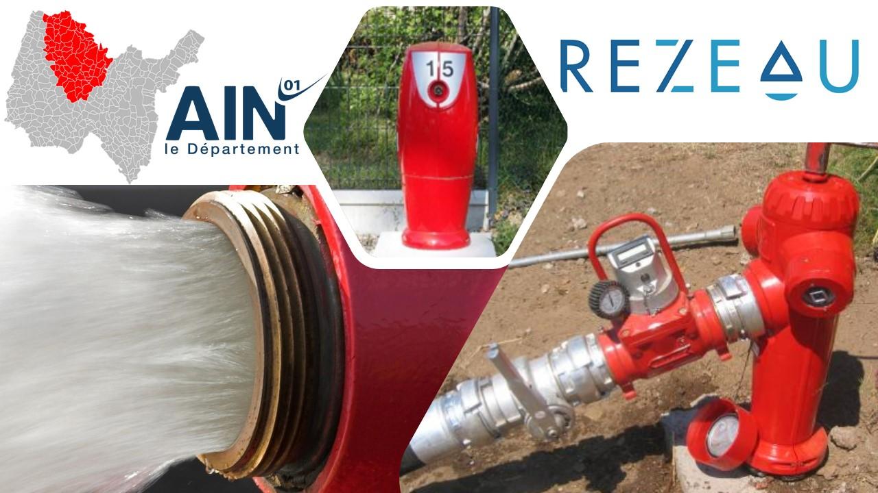 REZEAU s'ouvre au marché de la Défense Incendie